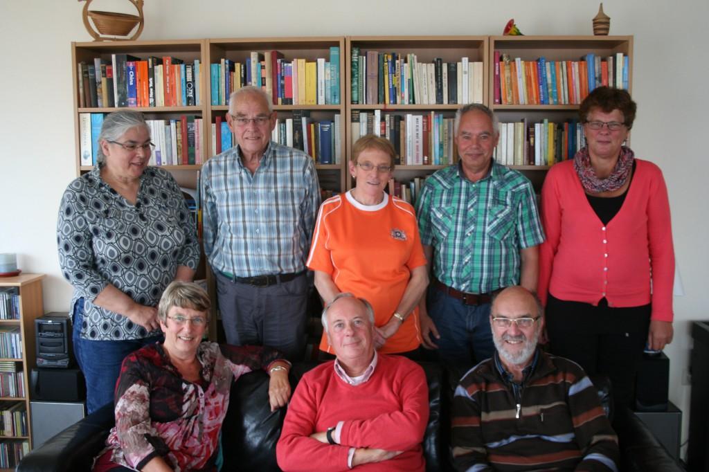Seniorenafdeling VINED naar Vlissingen!
