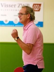 Winnaar Poule A: Richard Hulsman
